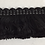 Thumbnail: Solid Black Brush Fringe
