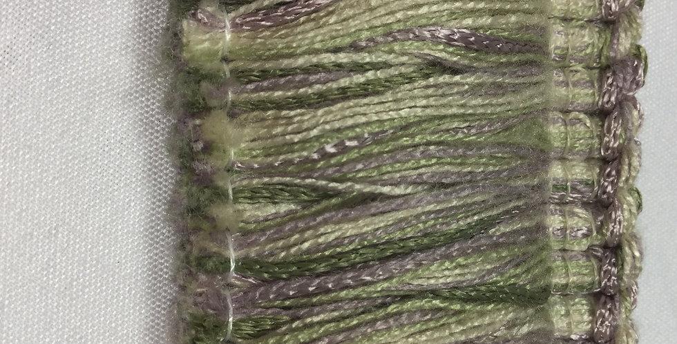 Lavender Fields Brush Fringe