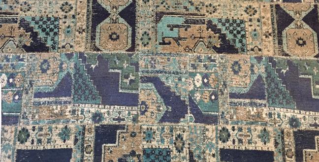 Blue - Green - Tribal South Western