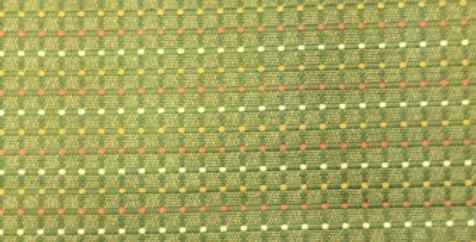 Check - Green Salmon White Yellow