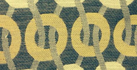 Modern Gray - Yellow Geometric
