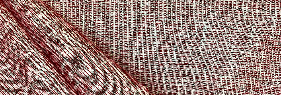 Red, White, and Woven