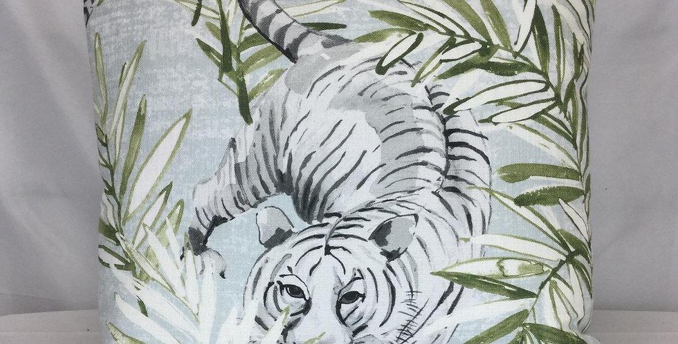 Snow Tiger Pillow Cover