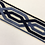 Thumbnail: Blue Wide Tape Trim Blue