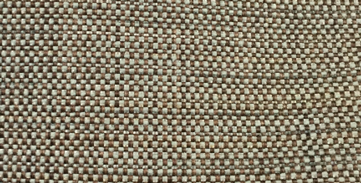 Seafoam and Brown Woven