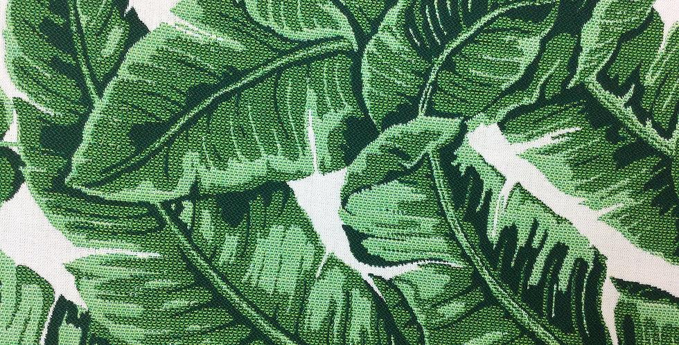Sunbrella Tropics Jungle - Indoor/Outdoor Fabric - Palm Leaves - Vibrant Coastal