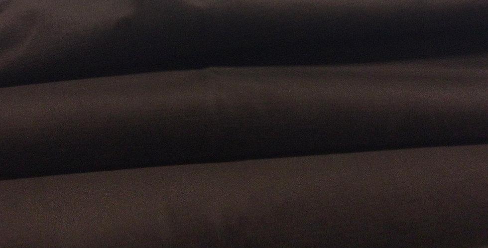 Cocoa Brown Velvet - Deep Brown Velvet - Rich Brown Fabric - Soft Texture Fabric