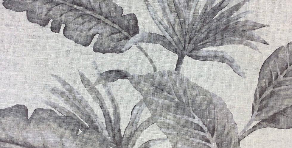 Jaclyn Smith - Trend - Tropical Ash Linen - 04487-JS - Palm Leaf Motif