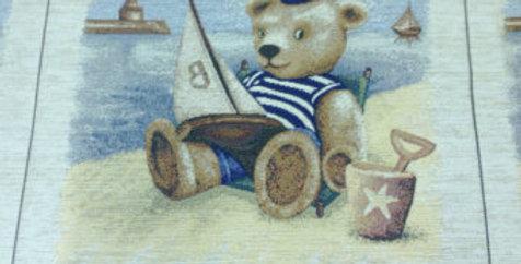 Sailor Bear Fabric