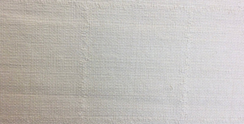 Cloud White Woven Fabric - Woven Solid - Ivory White Solid - Neutral Off White