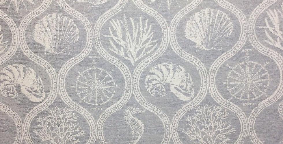 SD- Shoreham - Heather Grey - Outdoor Fabric - Pillow - Upholstery - Designer