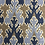 Thumbnail: Groundworks - Blue and Gray Ikat