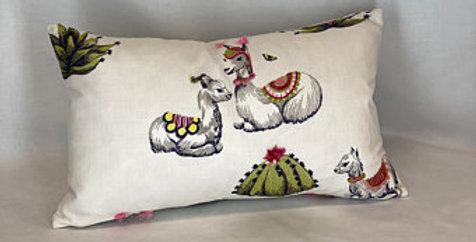 No Prob-Llama Pillow Cover