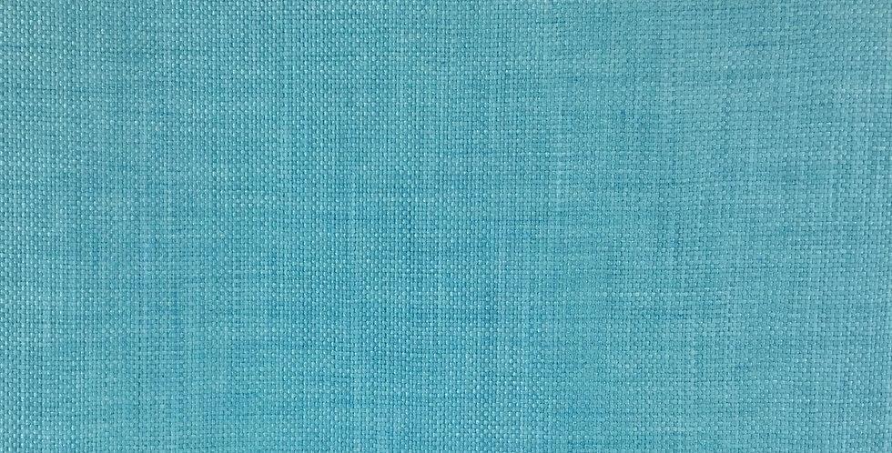 Woven Aqua Solid