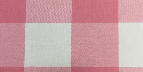 Strawberry - Pink - Buffalo Check