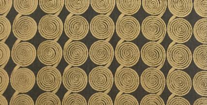 Light Brown Textured Swirls