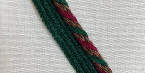 Cranberry Twist Cord