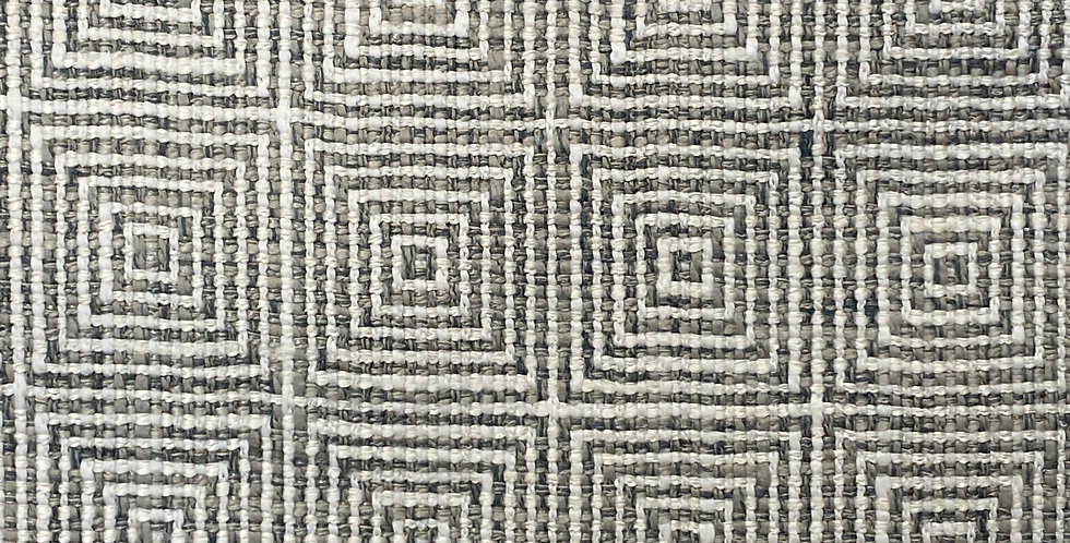 Gray and White Geometric Squares