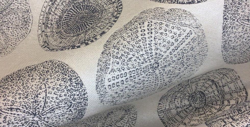 SD: Lauderdale - Mariner - Outdoor Fabric - Coastal Motif Fabric - Accent Pillow