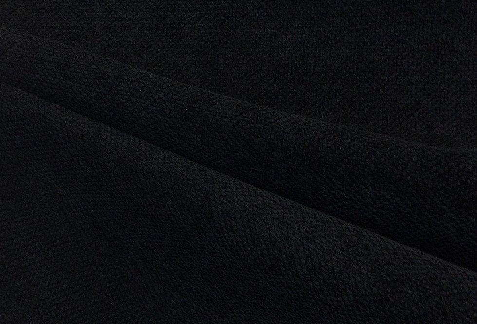 Jet Black Woven
