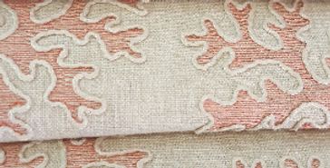 Coral Gardens - Woven Fabric