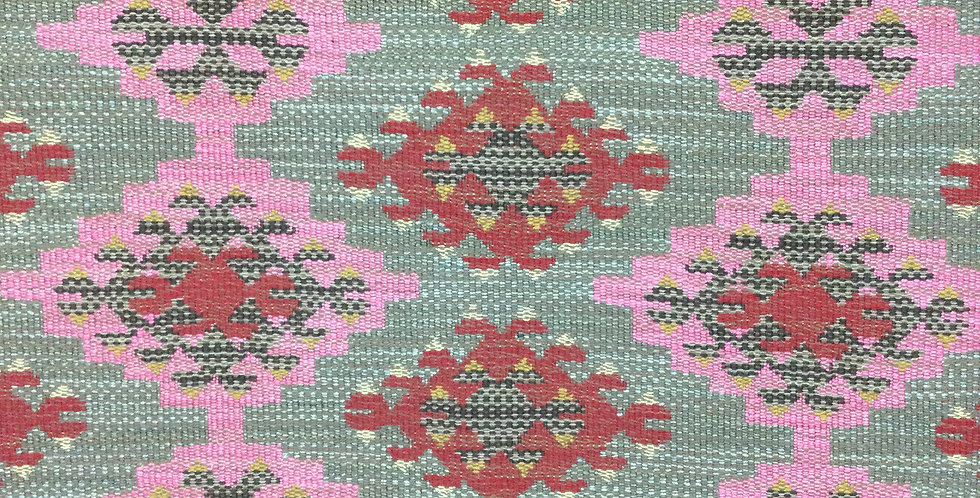 Orillo Pink by Andrew Martin Designer Fabric AM100099.721