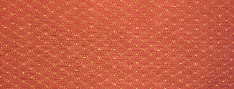 Red & Gold Double Diamond