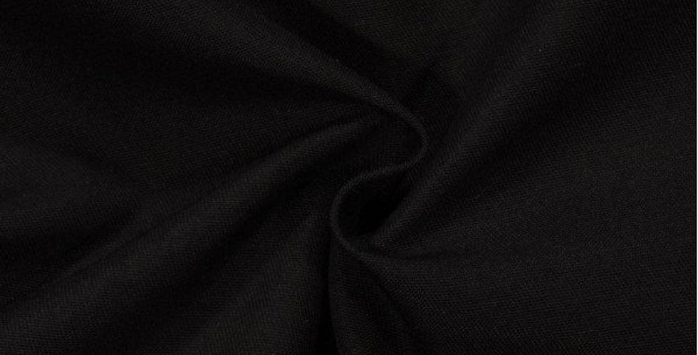 Sunbrella - Canvas Black - Outdoor Fabric - Patio Upholstery - Patio Pillows