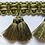 Thumbnail: Moss Green Tassel Fringe
