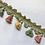 Thumbnail: Red Yellow Green Tassel Fringe