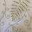 Thumbnail: Green and Neutral Embroidered Leaves