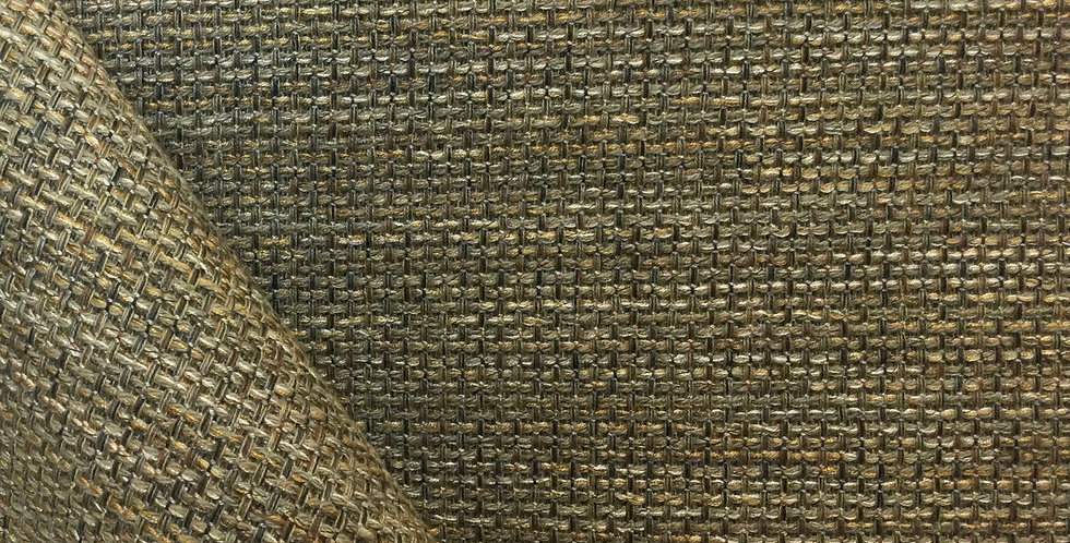 Neutral Chunky Basket Weave - Upholstery Fabric - Mingled Solid