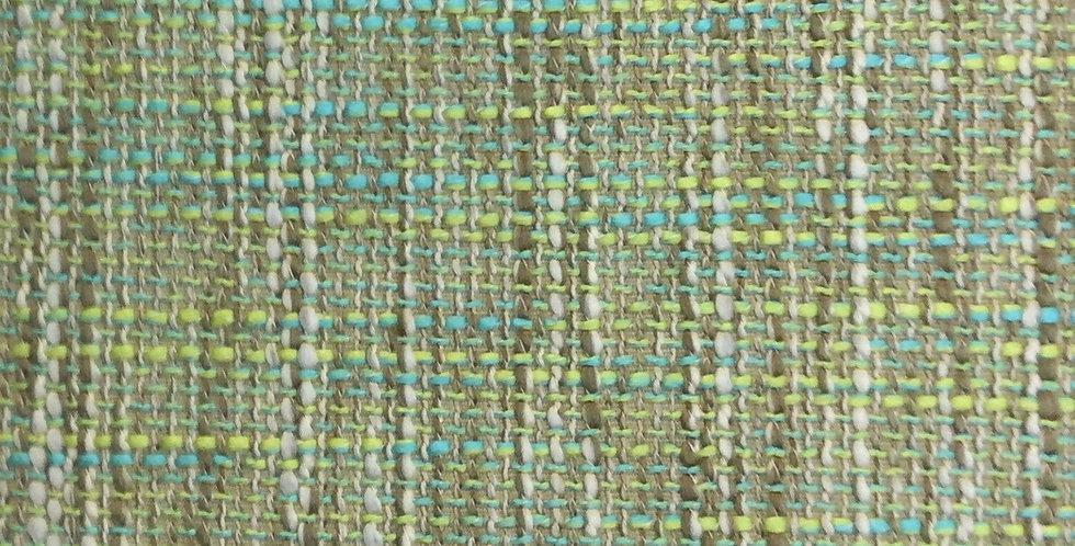 Seaglass Mingled Fabric - Mingled Multicolor Fabric