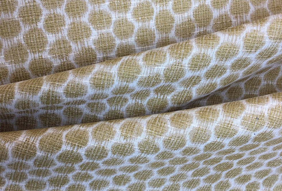Dotkat Woven Gold - Upholstery - Accent Pillows - Cushions - Upholstery