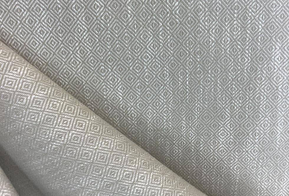 Desert Sand Diamond - Modern Neutral Fabric - Upholstery - Fabric by the Yard