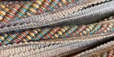 Boho Multicolored Lip Cord