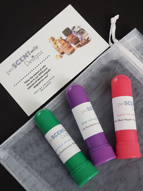 Aroma Inhalers