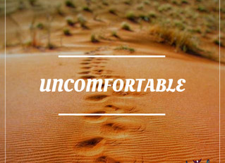The Place Called Uncomfortable