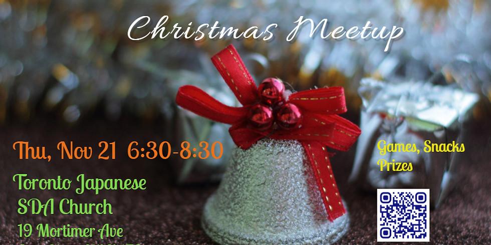 Christmas Meetups
