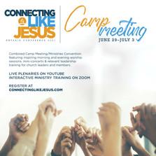 2021 June 29-July 3 Camp Meeting