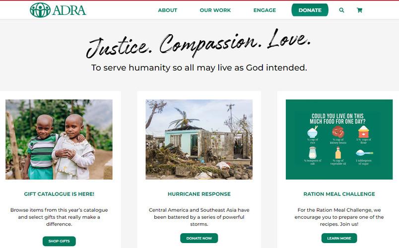 ADRA Annual Appeal