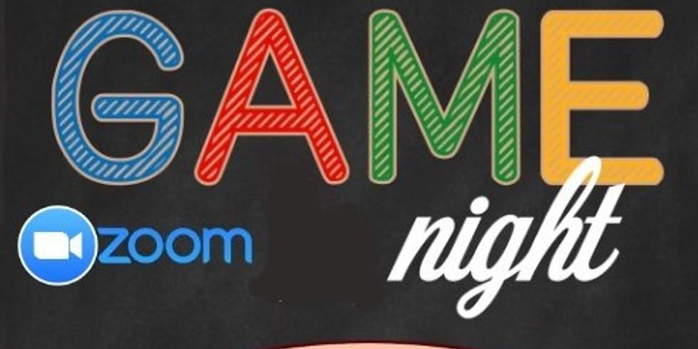 TJSDA Game Night