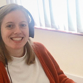 Congratulations to Anna - new Assistant Comms Officer!