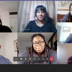 Delivering a masterclass in public inquiries with the Taylor Bennett Foundation