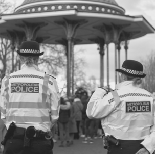 Policing at Clapham and policing the pandemic: the public are supportive–but clear warning signs too