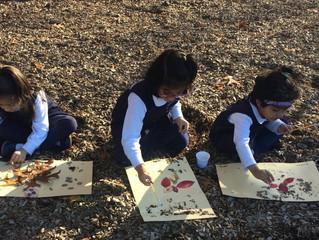 KG Explores Fall Foliage