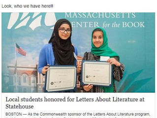 Letters About Literature!