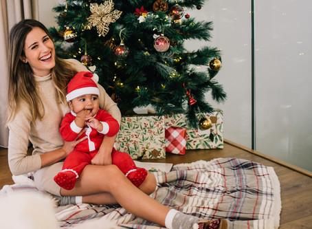 Silvia, Alex & Richard | Fotos familiares Navidad