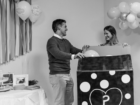 Silvia & Richard   Gender Reveal Party