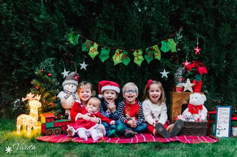 fotografo valencia fotos de niños navidad